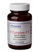 E-Complex 1:1