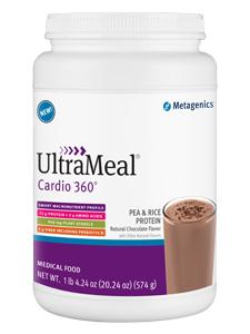 Ultrameal Cardio 360 Pea Choc 1 Lb 4.24oz