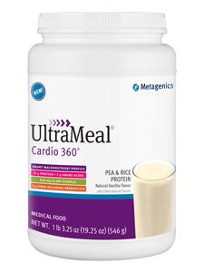 UltraMeal Cardio 360 Pea Van 1 LB 3.25 OZ