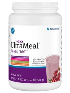 UltraMeal Cardio 360 Soy Cran Pom 1lb