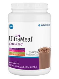 UltraMeal Cardio 360 Soy Choc 1 LB 2.76OZ