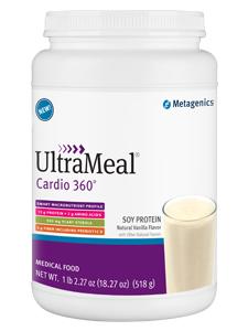 UltraMeal Cardio 360 Soy Van 1 lb 2.27 oz